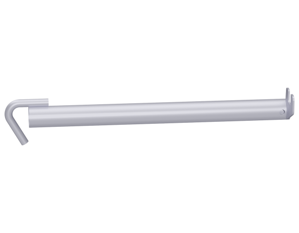 UNIFIX quick-release anchor 0.70 m, steel, galvanised