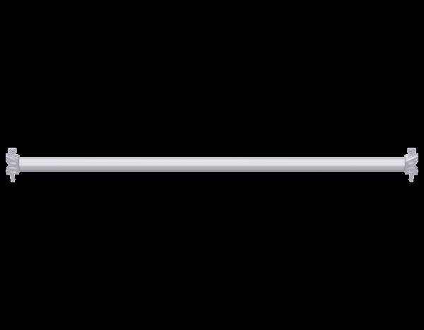ALFIX MODUL METRIC Rohrriegel aus Stahl, vz