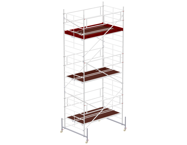 Mobile scaffold tower type 6106 basic unit