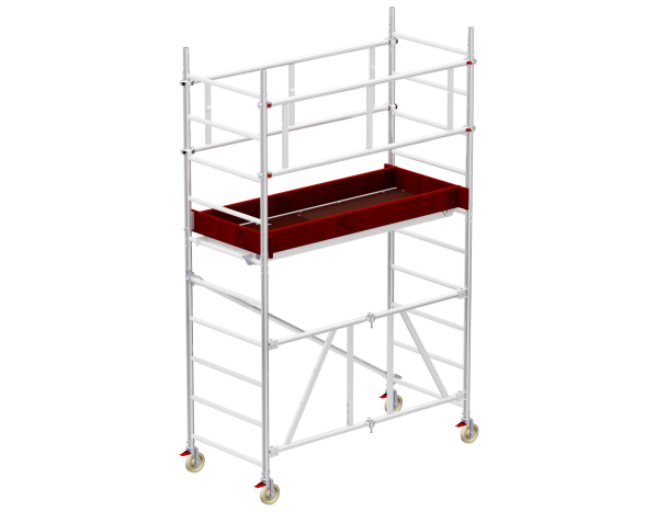 Mobile scaffold tower type 5282 basic unit