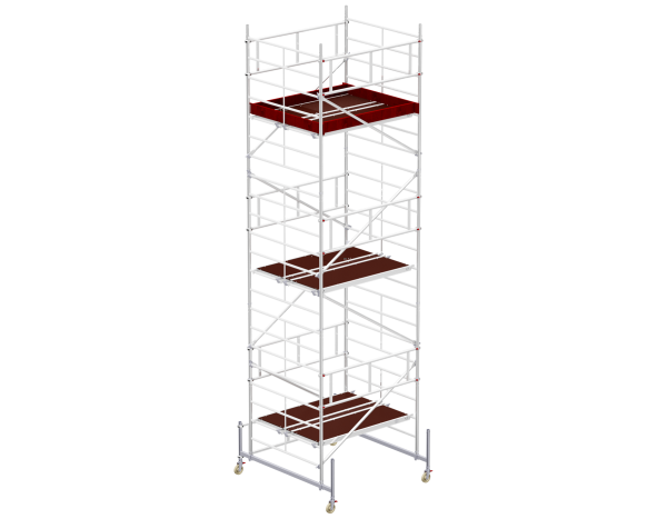 Mobile scaffold tower type 6206 basic unit