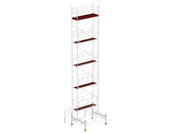 Mobile scaffold tower type 5011 basic unit