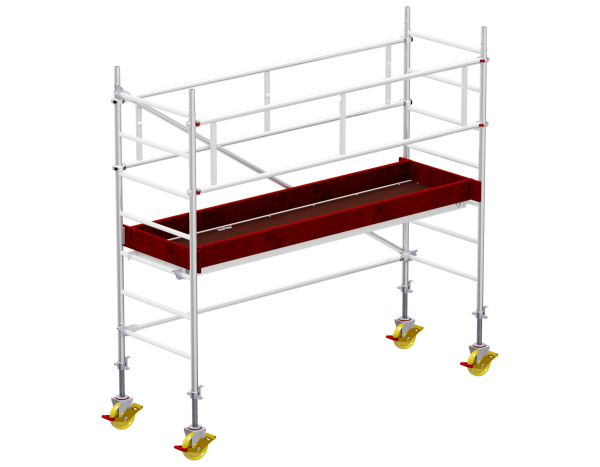 Mobile scaffold tower type 5002 basic unit