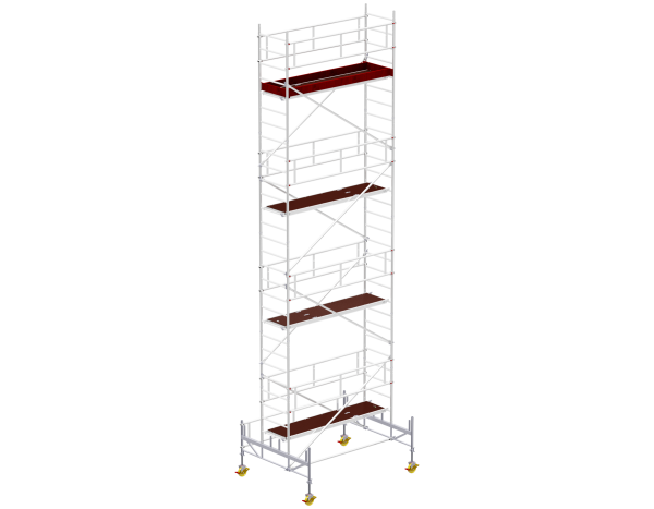 Mobile scaffold tower type 5008 basic unit