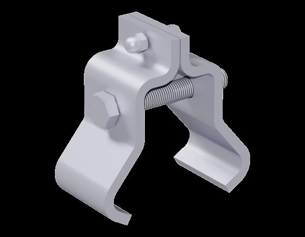 VARIO Stopper aus Stahl für VARIO Fahrschiene