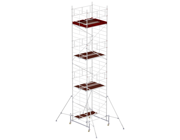 Mobile scaffold tower type 6208 basic unit