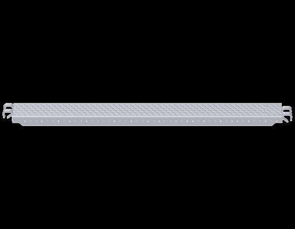 ALFIX MODUL METRIC intermediate deck with tube fixture 0.19 m, steel, galvanised