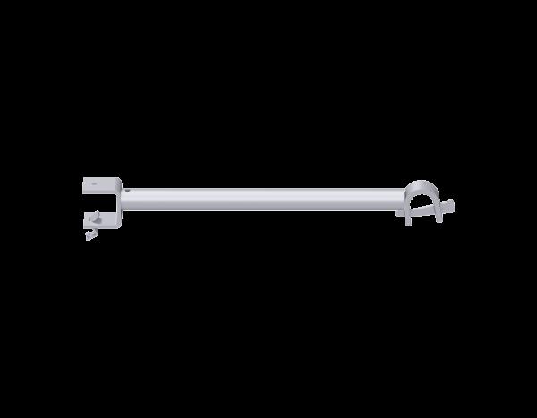ALFIX MODUL Zwischenbelagriegel RE aus Stahl, vz