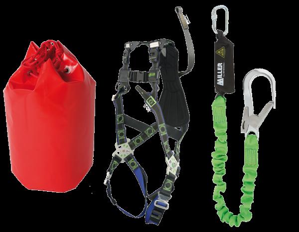 PPE Premium scaffolding kit, size L/XL