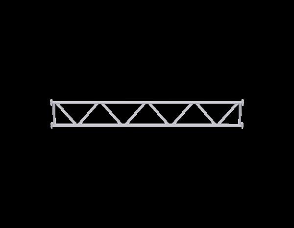 ALFIX MODUL MULTI lattice girder, steel, galvanised