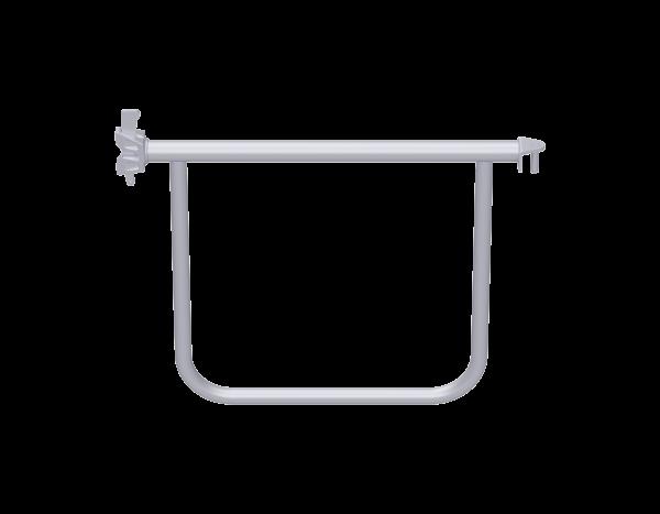 ALFIX MODUL MULTI double end guardrail, steel, galvanised