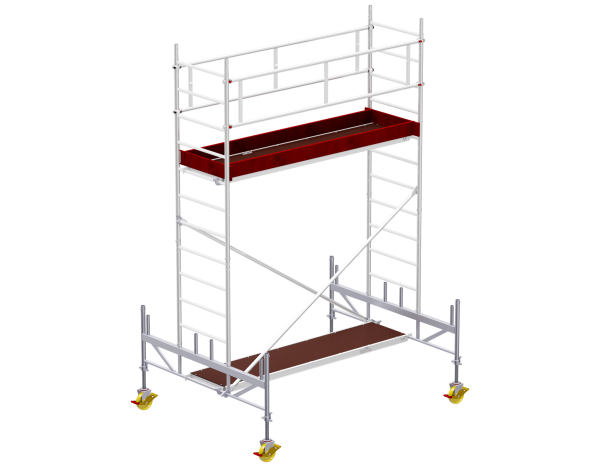 Mobile scaffold tower type 5003 basic unit