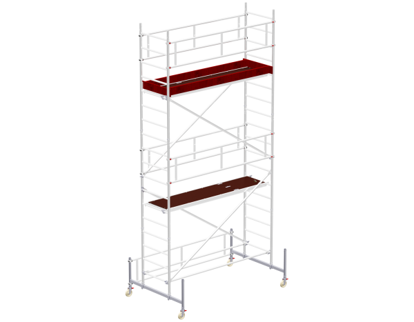 Mobile scaffold tower type 5105 basic unit