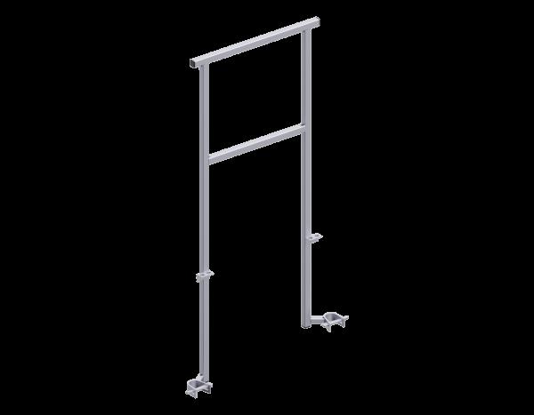 UNIFIX TRBS end guardrail steel