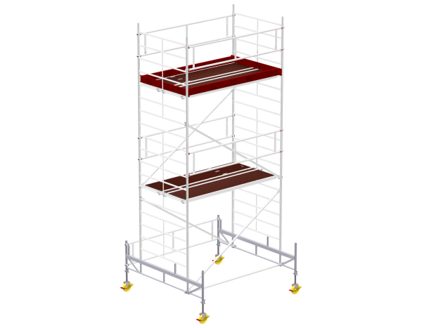 Mobile scaffold tower type 6005 basic unit
