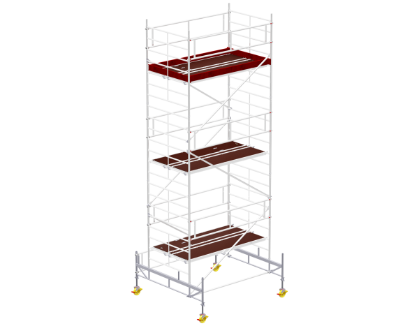Mobile scaffold tower type 6006 basic unit