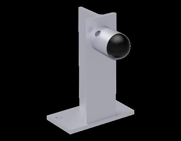 VARIO Prellbock aus Stahl 0,22 m