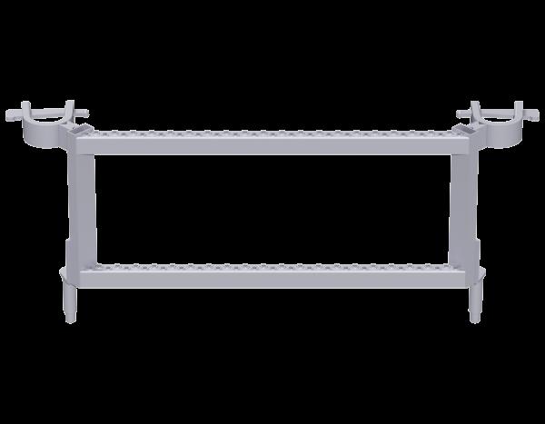 ALFIX MODUL MULTI Etagenleitersegment aus Stahl 0,73 x 0,50 m, vz