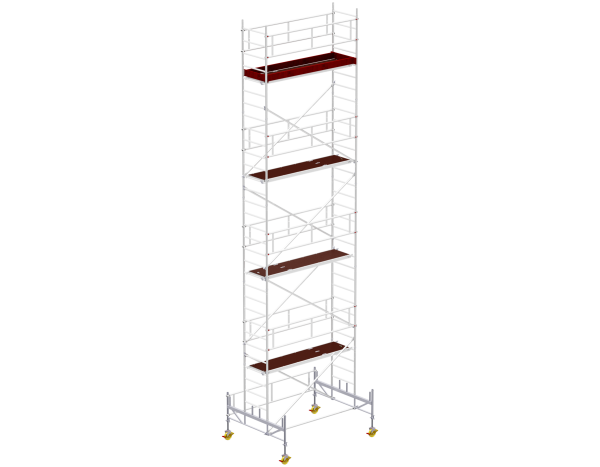 Mobile scaffold tower type 5009 basic unit