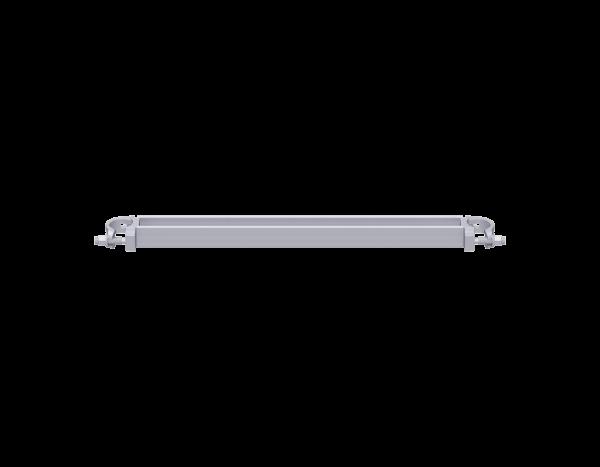 Paket ALFIX Querriegel aus Stahl 0,73 m SW 19, vz, 30 Stück