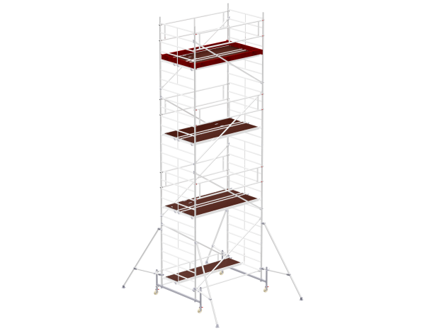 Mobile scaffold tower type 6108 basic unit