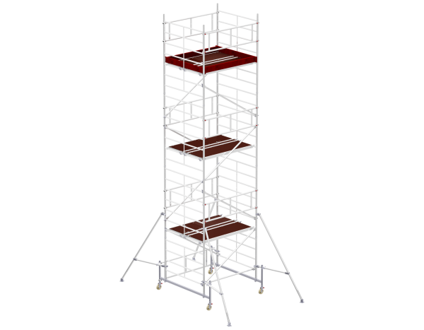 Mobile scaffold tower type 6207 basic unit