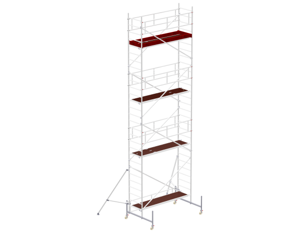 Mobile scaffold tower type 5108 basic unit