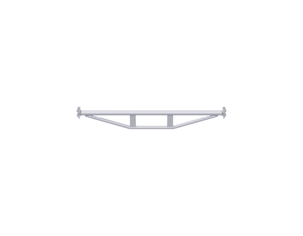 ALFIX MODUL MULTI double tube ledger, steel, galvanised