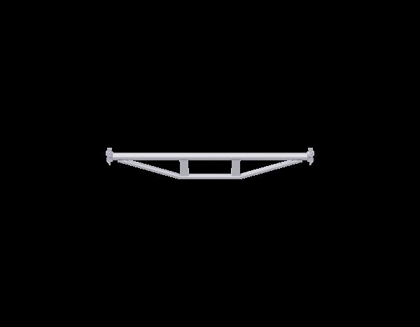 ALFIX MODUL MULTI Doppel-Rohrriegel aus Stahl, vz