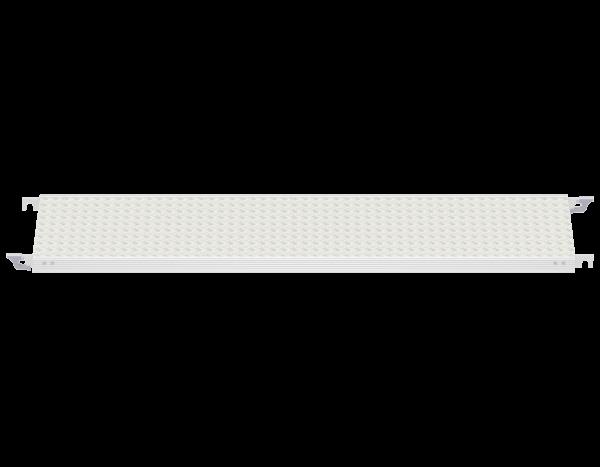 ALUFIX Belagbühne ohne Durchstieg 2,60 x 0,60 m (WBQ)