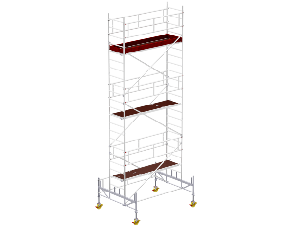 Mobile scaffold tower type 5006 basic unit