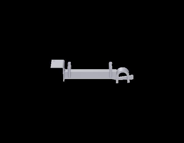 ALFIX MODUL METRIC Zwischenbelagriegel aus Stahl, vz