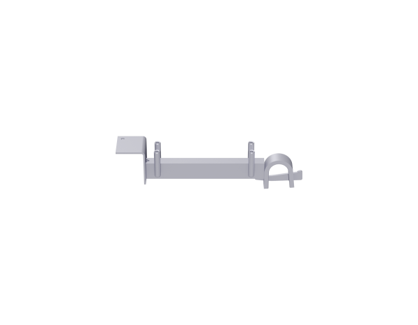 ALFIX MODUL METRIC intermediate deck bearer, steel, galvanised