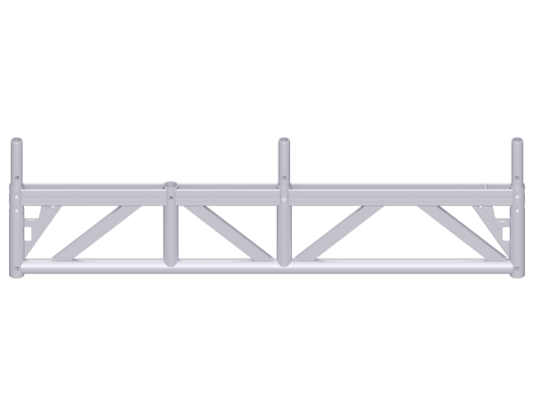 ALFIX passage frame truss 1.57 m, steel