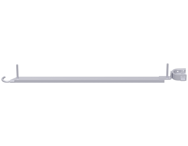ALFIX MODUL METRIC Belagsicherung aus Stahl, vz