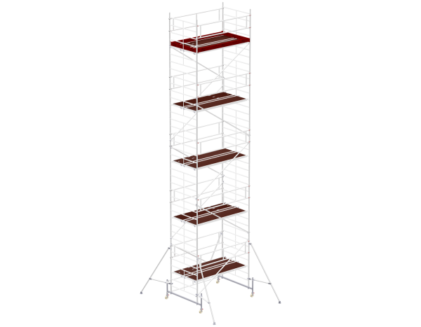Mobile scaffold tower type 6111 basic unit