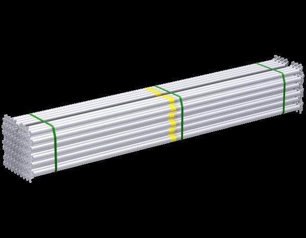 ALFIX MODUL METRIC tube ledger 3.00 m, steel, galvanised