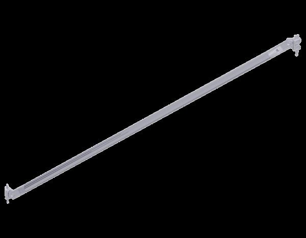 ALFIX MODUL METRIC Vertikaldiagonale aus Stahl für Feldhöhe 1,50 m, vz