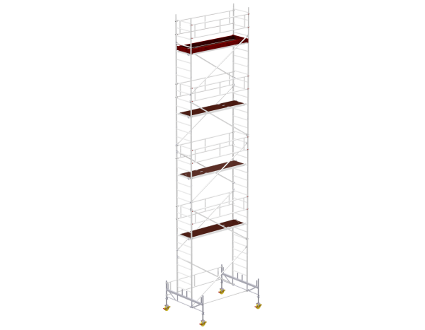 Mobile scaffold tower type 5010 basic unit