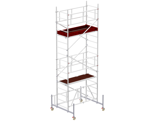 Mobile scaffold tower type 5284 basic unit