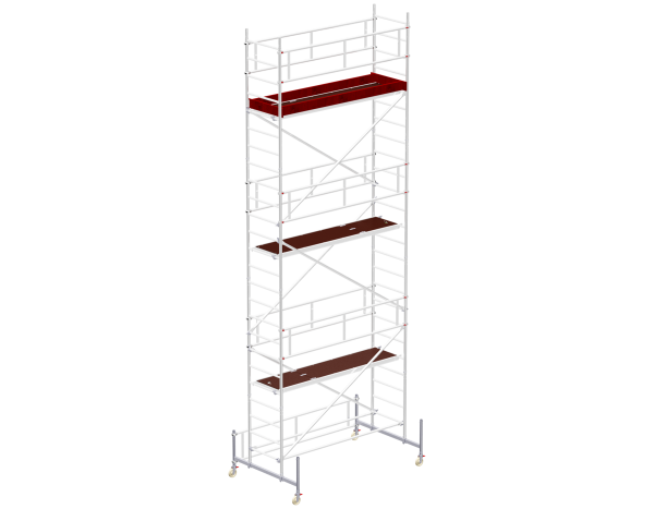 Mobile scaffold tower type 5107 basic unit