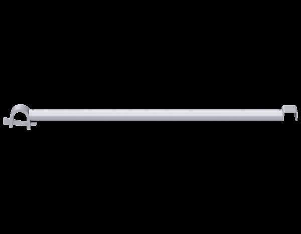 ALFIX MODUL METRIC Auflageriegel RE aus Stahl, vz