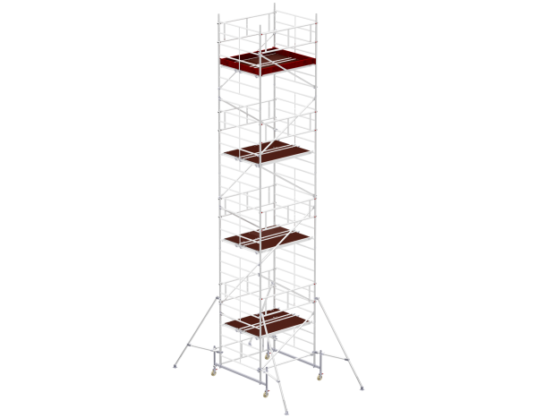 Mobile scaffold tower type 6209 basic unit