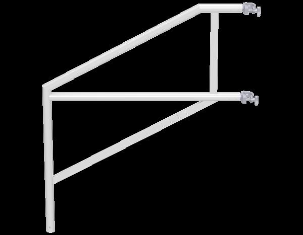 Stabiliser 1.44 x 1.21 m, aluminium