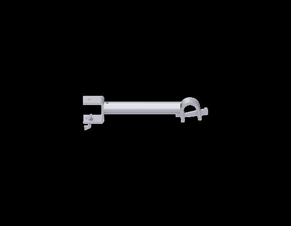 ALFIX MODUL METRIC intermediate deck bearer with tube fixture, steel, galvanised