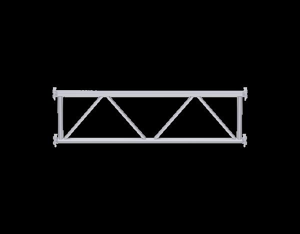 ALFIX MODUL MULTI U-lattice girder, steel, galvanised
