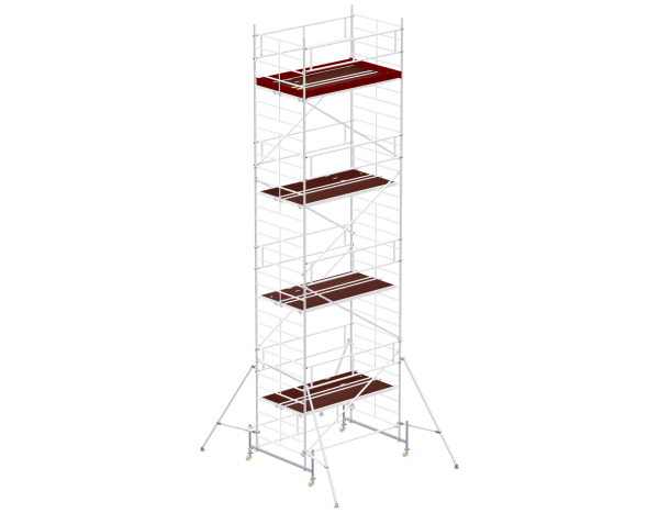 Mobile scaffold tower type 6109 basic unit