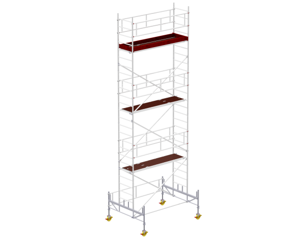 Mobile scaffold tower type 5007 basic unit
