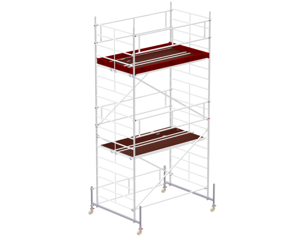 Mobile scaffold tower type 6105 basic unit