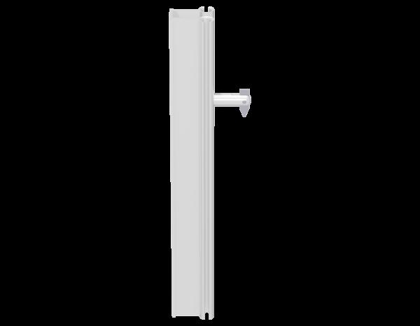 VARIO Kederschiene aus Aluminium 0,50 m mit Kippstift